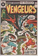 AVENGERS/VENGEURS #39 french comic français EDITIONS HERITAGE X-Men