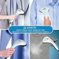 Handheld Hand Held Travel Portable Fabric Garment Steamer Cleaner Clothes Steam