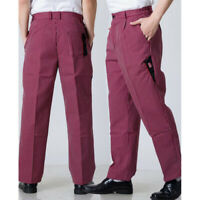 Stylish Restaurant Cafe Waiter Chef Pants Baggy Work Trouser Uniform Unisex