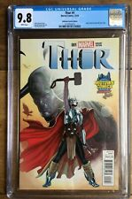 Thor #1 Midtown Comics Edition CGC 9.8 2137052014