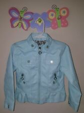 NWT Verry cute Urban Republic faux leather jacket..4t
