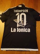 Melbourne Victory Archie Thompson 251 limited edition Commemorative signed shirt