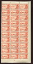 Sheet Nyasaland/British Central Africa Stamps