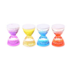 Colorful Liquid Sensory Tube Comfort Motion Visual Timer Hourglass Decor RDBD