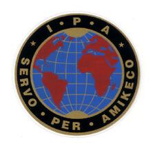 3x IPA INTERNATIONAL POLICE ASSOCIATION IPA Polizei Aufkleber für dein Kfz
