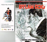 DYLAN DOG L'INCUBO DELL'INDAGATORE + Omaggio - Fuoriserie Lugano