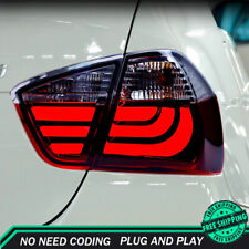 New For BMW E90 LED Taillights 2005-2008 Dark Or Red LED Rear Lamps Quality