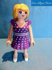 Playmobil Photo Model Photo Shoot Shopping Woman Dress New