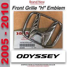 Genuine OEM 2005-2010  ODYSSEY VAN Front Emblem (75700-SVA-A01VAN)