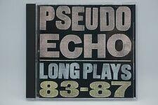 Pseudo Echo - Long Plays 83-87  CD Album