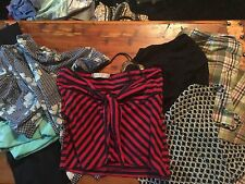 LOT OF 7 womans clothing, size Small