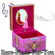 "Disney Theme Parks Sleeping Beauty Princess Aurora ""Musical"" Jewelry Box (NEW)"
