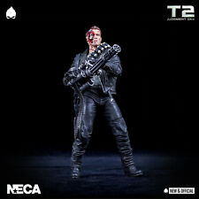 """NECA - Terminator 2 Ultimate T-800 7"""" A/Figure [IN STOCK] • NEW & OFFICIAL •"""