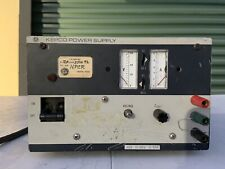 Kepco JQE 0-55-10 ME Variable Adjustable DC Power Supply
