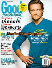 Good Housekeeping 8/13,Hugh Jackman,August 2013,NEW