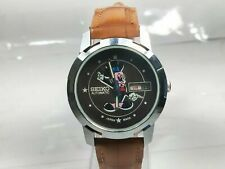 Vintage  Seiko  Automatic Movement Day Date Analog Dial Wrist Watch N127