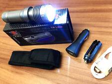 Swat Led Cree Taschenlampe T6 mit 5000 Watt 8800mAh Ultrafire Akku Ladekabel