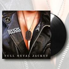SHOK PARIS - Full Metal Jacket (NEW*LIM. BLACK V.*Incl. CD & Bonus*US METAL)