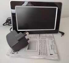 """Logik 7"""" Digital Photo Frame PF- A700 USB SD Complete With Instructions. Working"""