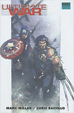 Ultimate War (Marvel Premiere Editions), Mark Millar, Chris Bachalo, Excellent B