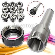 MT3 Shank ER32 Chuck Holder W/ 9pcs Spring Collet 2-20mm CNC Lathe Milling Tool