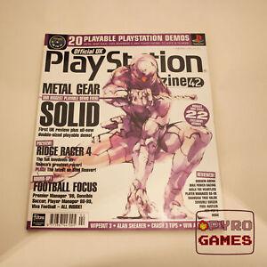 Official UK PlayStation Magazine - February 1999 - Issue 42
