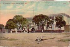 Puerto Rico - 1915 El Castillo, Ponce 1911 used postcard