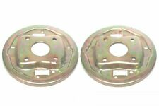 New Pair Morris Minor Cars Front  Brake Shoe Back Plate 2 Units