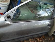 ACCESsORI porte DX SX Peugeot 206 FASCE ALZA VETRO GOMMA PANNELLO CRISTALLO 3P