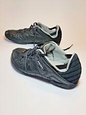 Diesel WHITNEY Women's Size 7 Black Leather Fashion Athletic Shoe Sneaker Casual