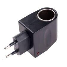 110V-220V AC to 12V DC EU Car Cigarette Lighter Socket Power Adapter Converter