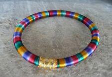 "Bracelet handmade "" Silk Thread Bangles "" - Inde India - Artisanal Fait main !"