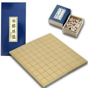 Nintendo Shogi Japanese chess Board & Pieces Set wooden NEW