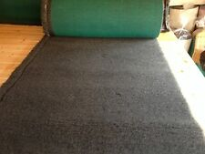 Vet Bed Traditional Dog Whelping Fleece Charcoal 300cm x 50cm Freepost