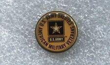 U.S. ARMY SALUTES MILITARY VETERANS PIN
