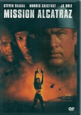 DVD ZONE 2--MISSION ALCATRAZ--SEAGAL/CHESTNUT/JA RULE