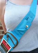 BELSTANE TURQUOISE SHOULDER POUCH BAG   BNWT   EQUESTRIAN / CAMPING/ HIKING