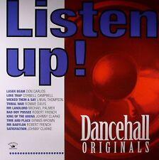 Various - Listen Up - Dancehall - Kingston Sounds NEW CD £9.99 SKA
