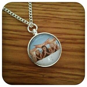 H20 **Just Add Water ** Mermaids pendant necklace xx