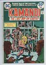 Kamandi #16 The Last Boy on Earth Original DC Comic Book from 1974 Gorilla