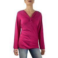Marella Falcone Maglia T-Shirt Donna Col Ciclamino tg XXL | -37 % OCCASIONE |