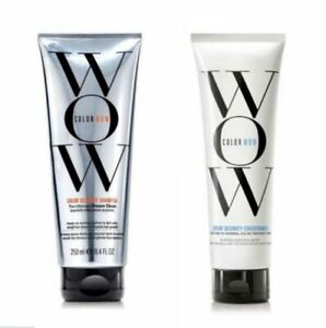 Color Wow Security Shampoo 250ml & Colour Wow Conditioner 250ml (F-N) Duo Pack