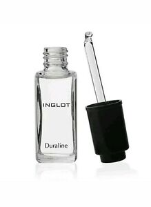 SALE Inglot DURALINE WATER-LESS CLEAR LIQUID FREE SHIPPING 9ml/0.30 fl.oz   NEW