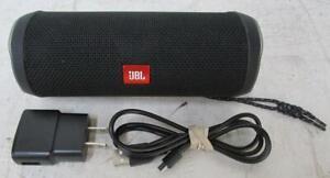 JBL Flip 4 Splashproof Portable Bluetooth Speaker - Black ~116