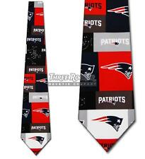 Patriots Ties FREE SHIPPING New England Patriots Necktie Licensed Neck Tie NWT