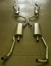 1958 EDSEL RANGER & PACER HARDTOP, DUAL EXHAUST, ALUMINIZED WITH RESONATORS