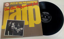 """Ella Fitzgerald """"The Ella Fitzgerald Set"""" LP Verve Records – 815 147 1 US 1983"""