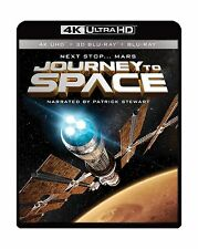 IMAX: Journey To Space (4K UHD / 3D Bluray) [Blu-ray] Free Shipping