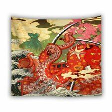 Hippie Psychedlic Tapestry Room Wall Hanging Mandala Tapestry Decor Bedspread