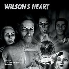 Christopher Young - Wilson's Heart [New CD]